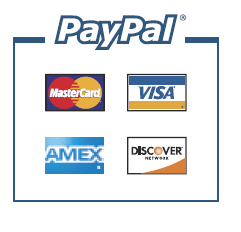 Pay with your Credit Card, No PayPal account needed!